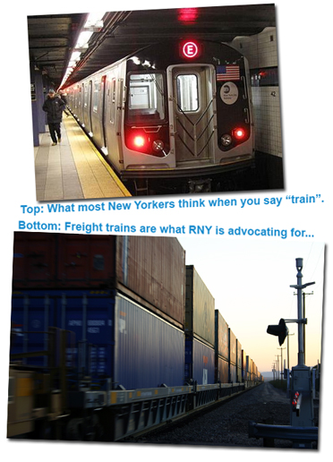 rail new york promoting freight rail in nyc and long island